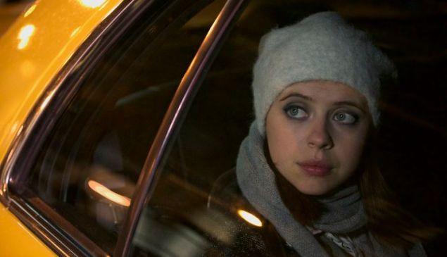 Bel Powley as Carrie Pilby.