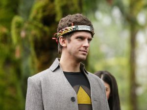 Dan Stevens as David Haller.