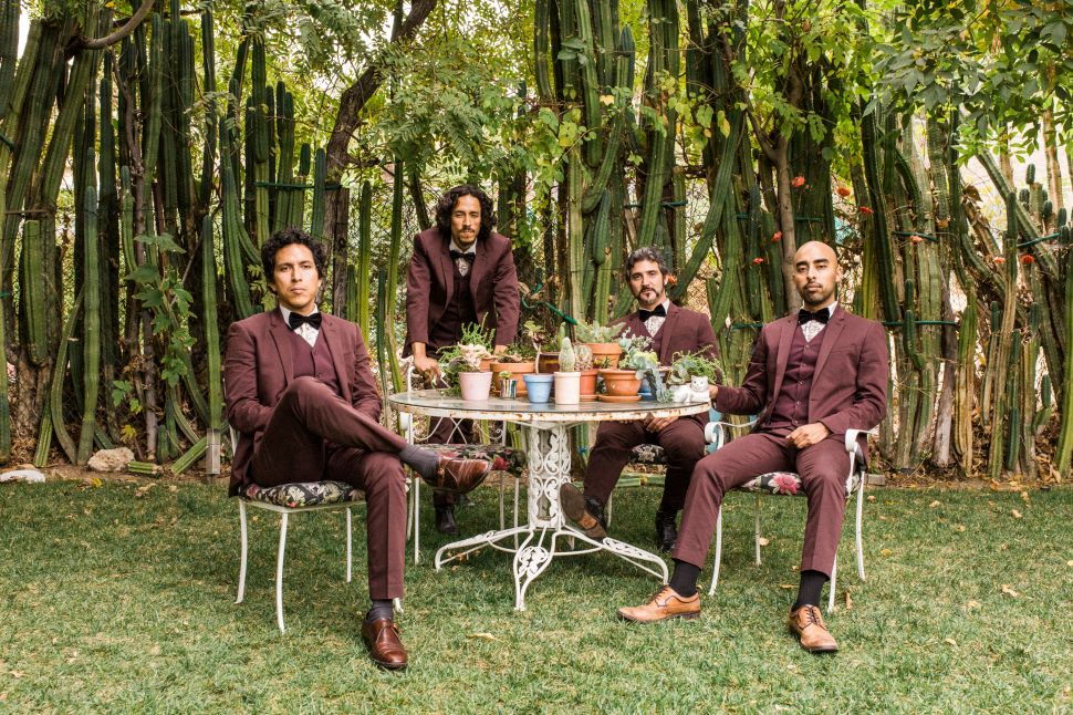 Chicano Batman Transcend World Music to Make a Powerful Statement
