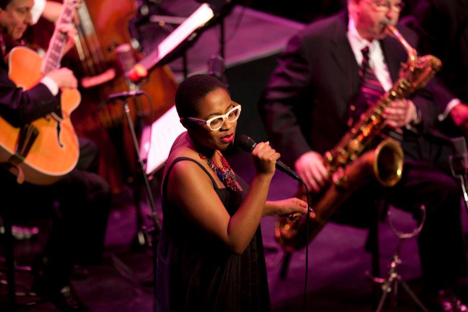 Broadway, Blues or Jazz, Singer Cécile McLorin Salvant Makes Us Swoon