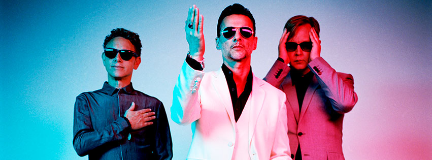 Depeche Mode Reinvigorate Their Sound With Gritty Rock on 'Spirit'