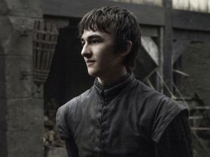 Isaac Hemptstead Wright as Bran Stark.