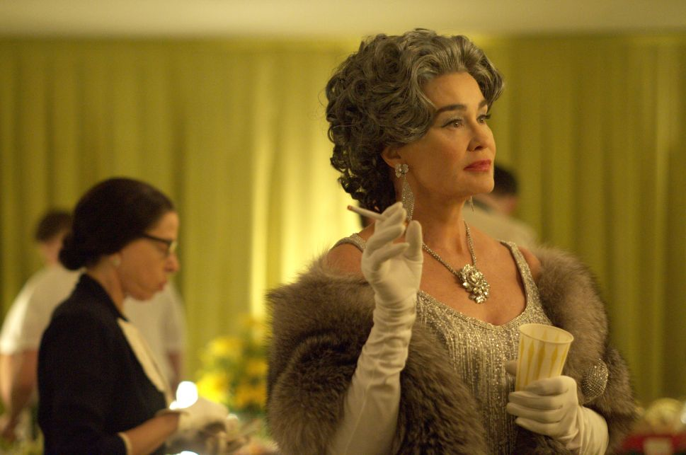 By a Neck: Power Pearls and Pussy-Bow Blouses on 'Feud' and 'The Good Fight'
