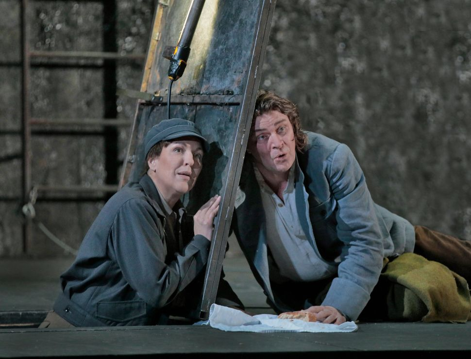 However Imperfectly, the Met's 'Fidelio' Sings a Hymn to Freedom
