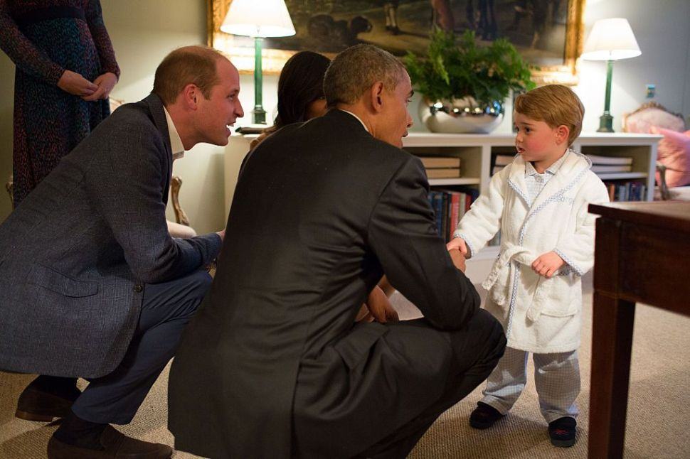 This Children's Brand Is Beloved by Prince George and Luna Legend