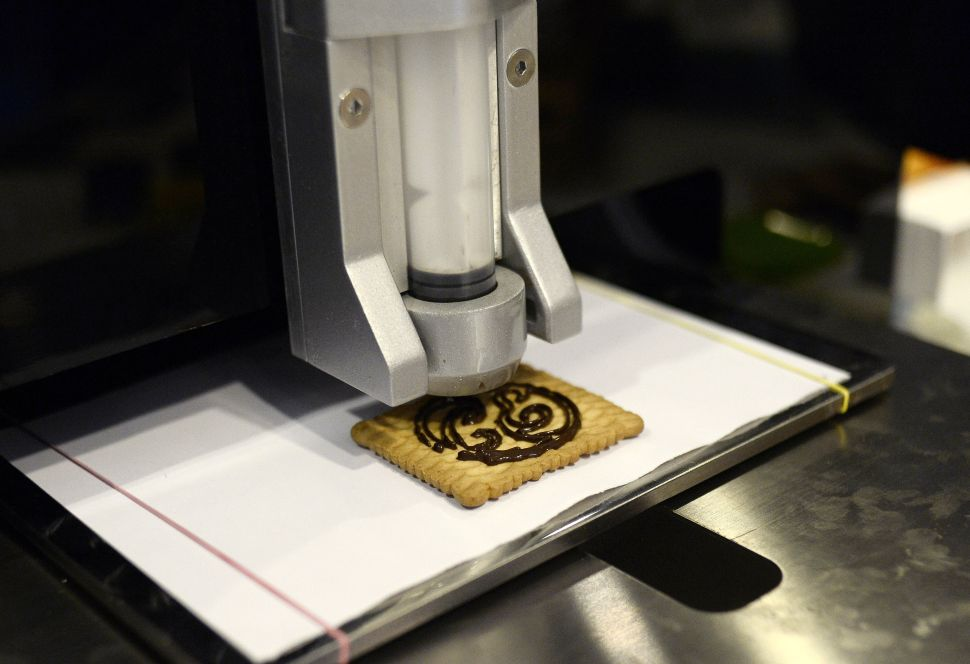 3D Printing Poses Opportunities in Space, Food and Everything in Between