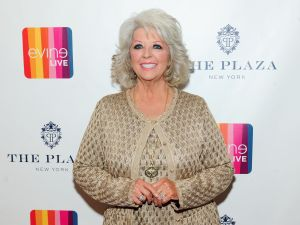 Paula Deen is slicing down the price of her Savannah estate.