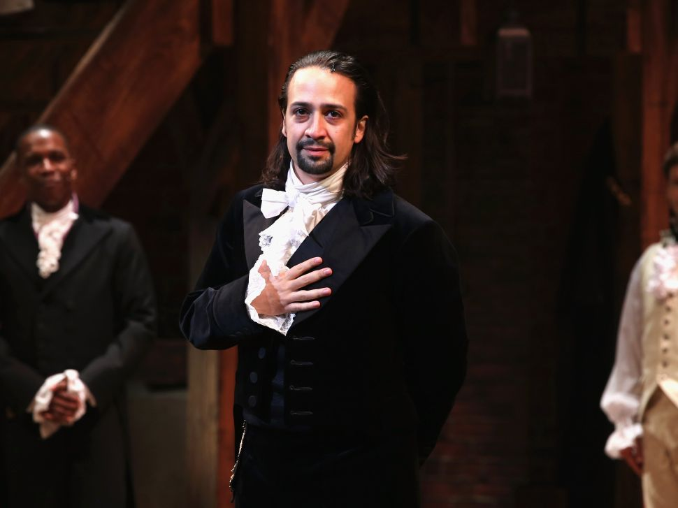 The 14 Lines in 'Hamilton' That Are a Little Bit Annoying