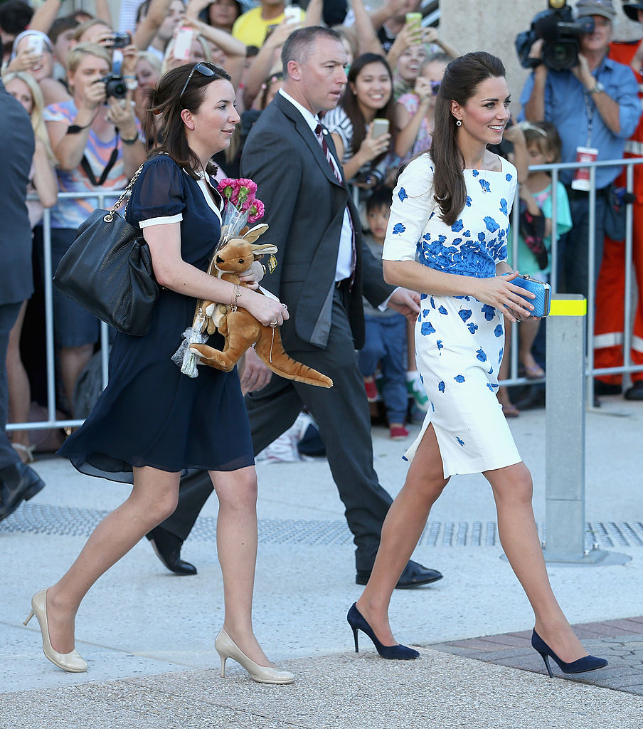 Now You Can Become Kate Middleton's Personal Secretary