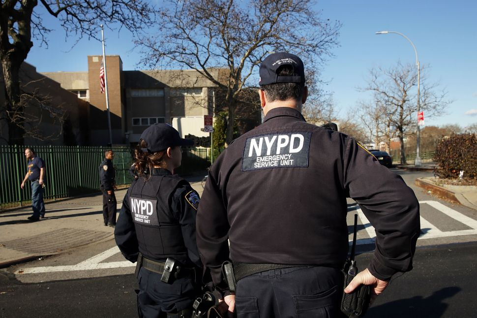 NYPD Reports Anti-Semitic Bomb Threats Appear Organized