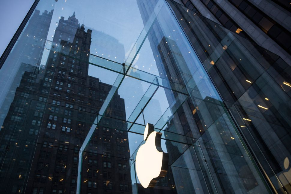 Why Berkshire Hathaway Is Suddenly Interested in Apple