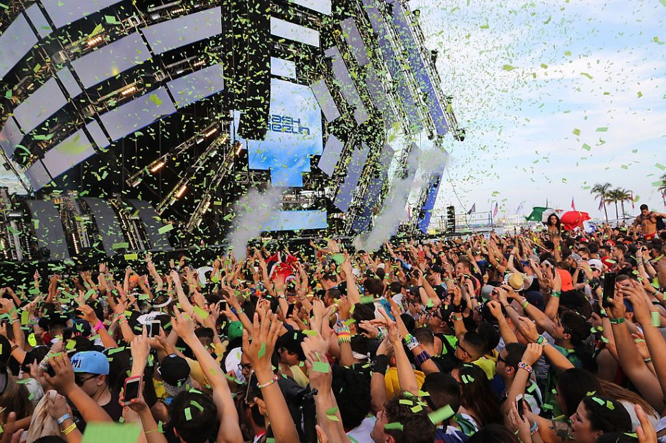 Rave at Ultra for $150,000