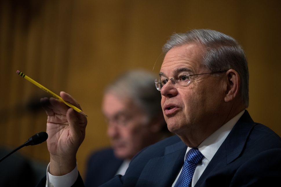 Menendez: Manchester Shows 'Incredible Challenge' of Fighting Terror