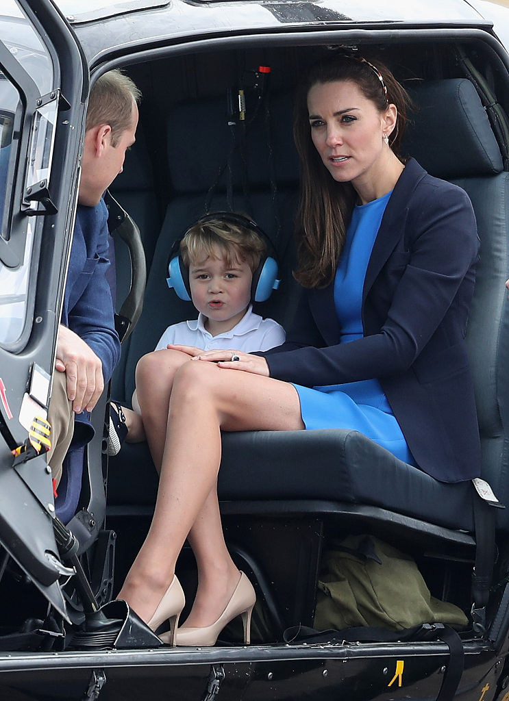 Upper East Side Parents Are Not Pleased With Prince George