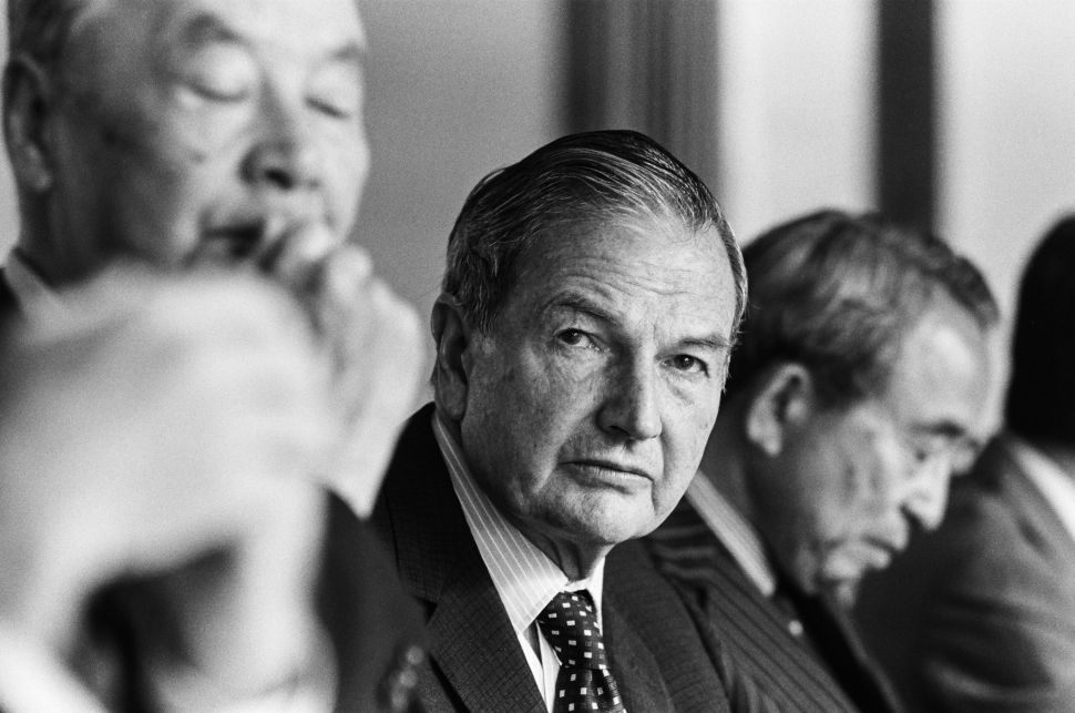 Here's Where Rockefeller Was Different