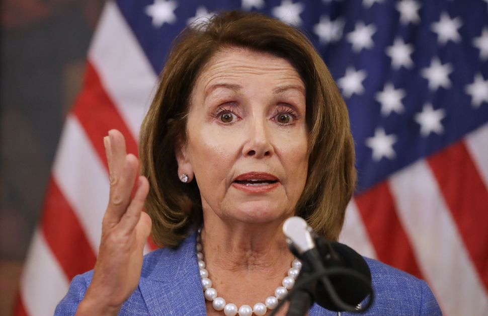 Breaking: Nancy Pelosi Blames Media for 'Undermining Our Election'
