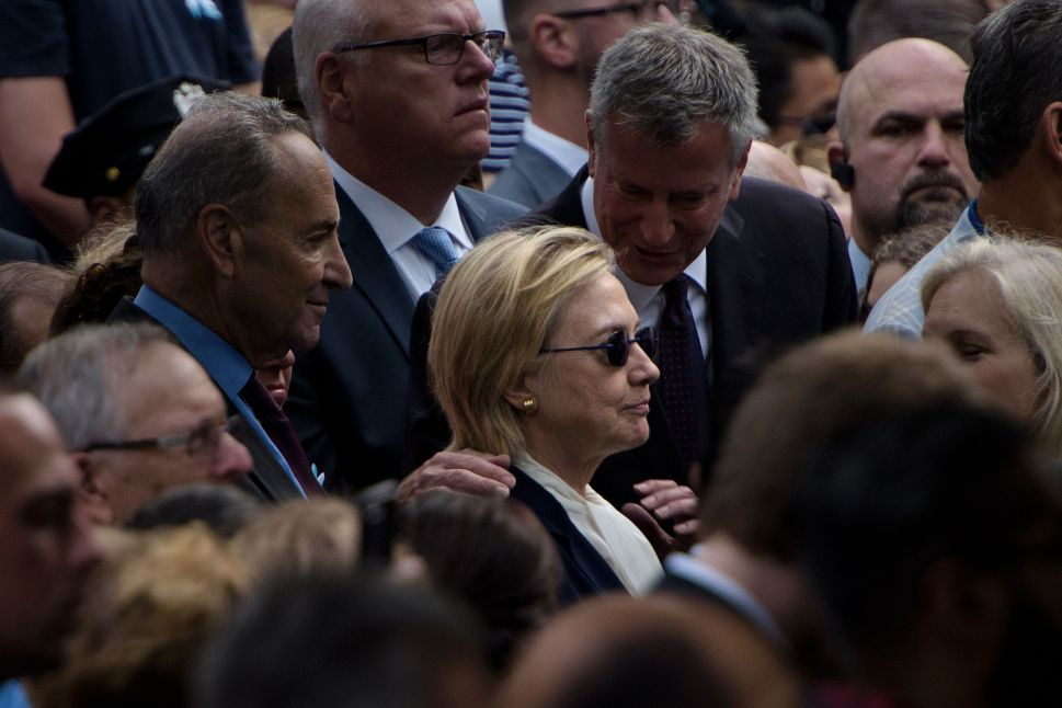 Clinton Arrogance Persists as 'Hillary for Mayor' Signs Show Up Around NYC