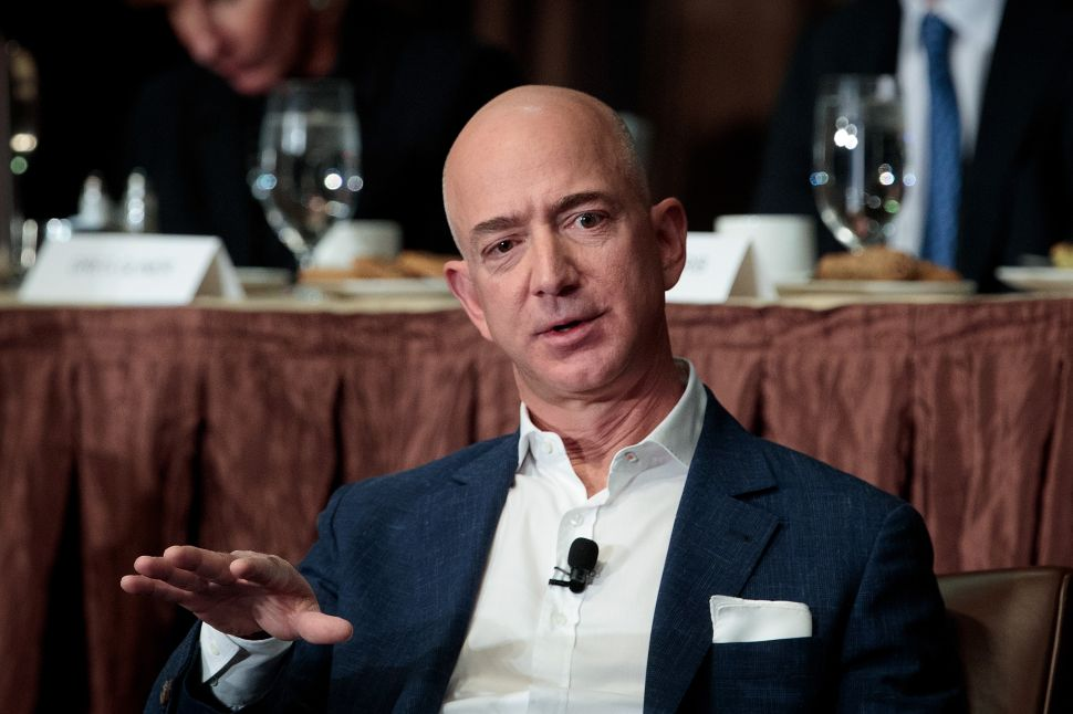 Will Amazon CEO Jeff Bezos Become the Richest Man in the World?