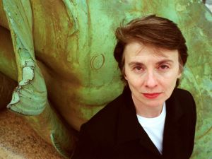 "Camille Paglia, a ""polemicist,"" professor of humanities and media studies at the University of the Arts in Philadelphia. --- Photo by Neville Elder/Corbis Sygma"