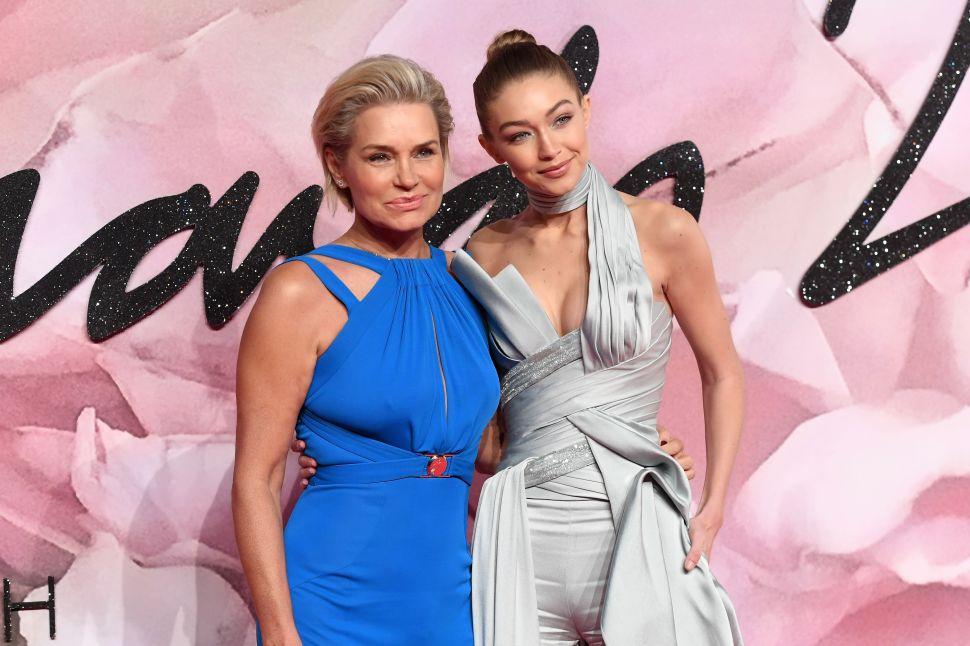 Yolanda Hadid Lands a New Reality Role; Hermès Hits a High Note