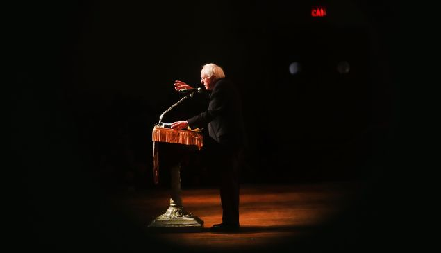 Sen. Bernie Sanders is one of the nation's most popular politicians.