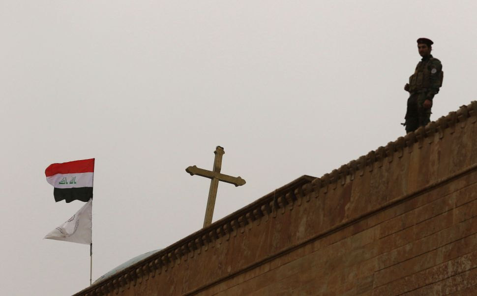 Christianity Doomed in Iraq, Says 'Vicar of Baghdad'