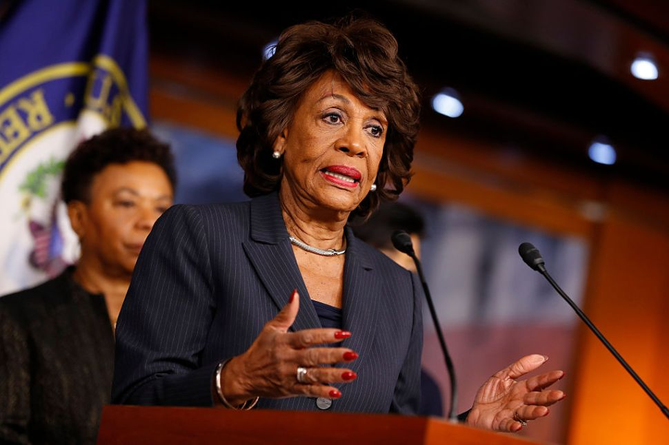 Maxine Waters vs. Bill O'Reilly: Why It's Never Just About the Hair