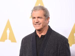 Actor/filmmaker Mel Gibson.