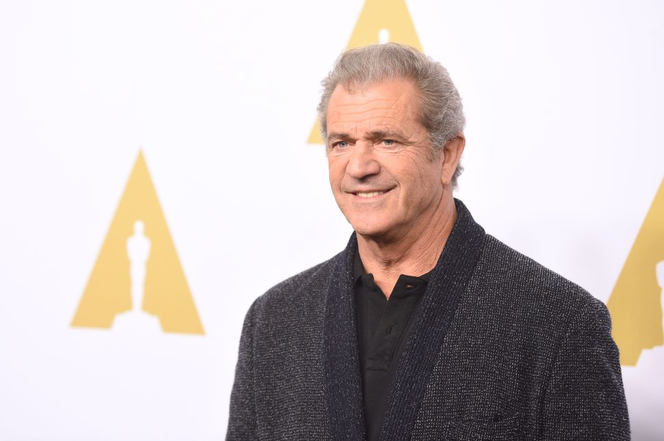 Mel Gibson Is Quietly Supporting Holocaust Survivors