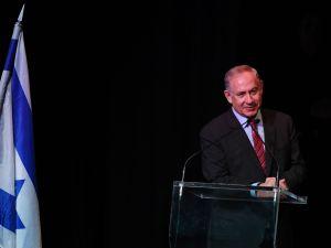 Prime Minister of Israel Benjamin Netanyahu.
