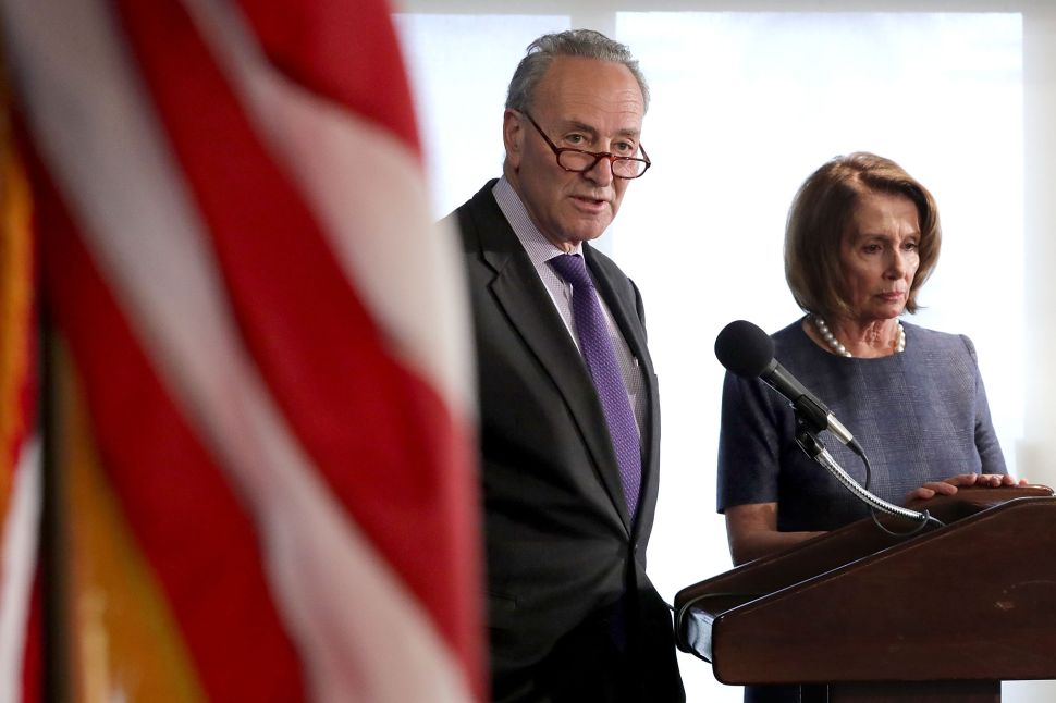 Democrats Opt for Outrage Over Enthusiasm in Anti-Russia Unity