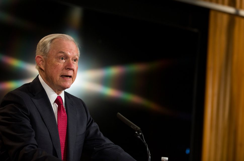 Jeff Sessions' Order Crashes First-Ever Sanctuary Cities Convention in Manhattan