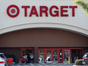 A Target store in Southgate, California. Target reported a 4.3 percent decline in fourth quarter earnings with revenue of $20.69 billion compared to $21.63 billion one year ago.