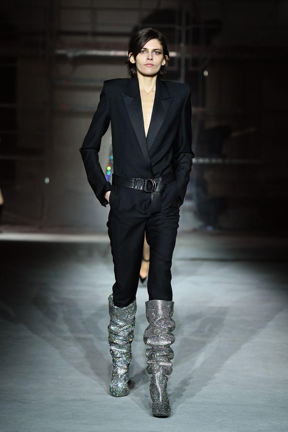 The $10K YSL Boots With a Wait-List; Nicki Minaj Is Now a Model