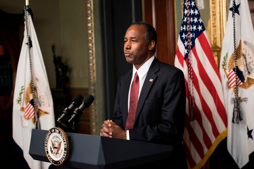 'Pied Piper' Ben Carson Confirms His Role at HUD Will Be a Train Wreck