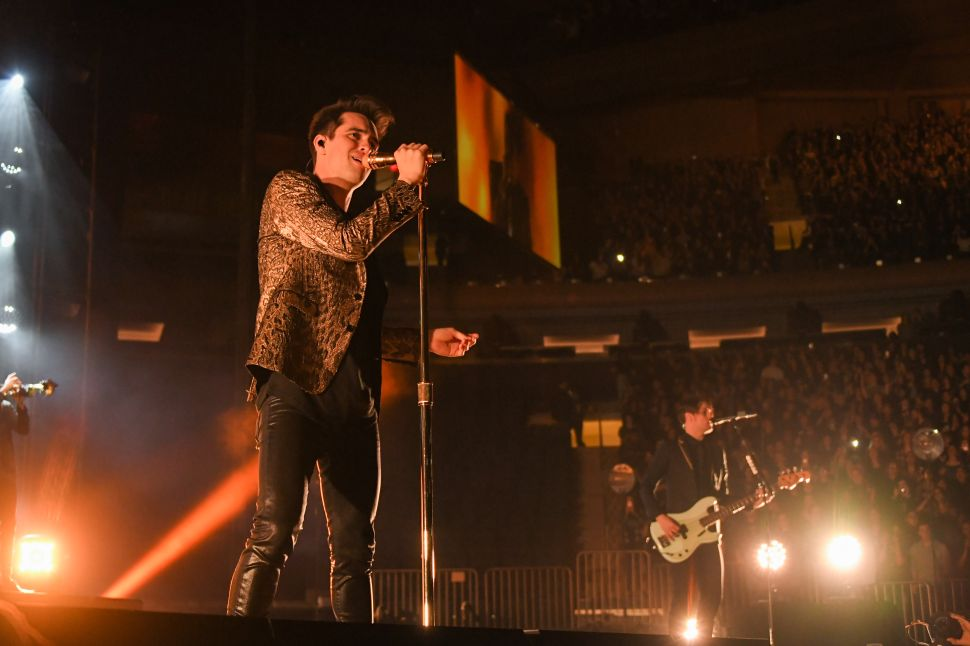 Panic! at the Disco Brought Out Our Inner Emo Kid at MSG