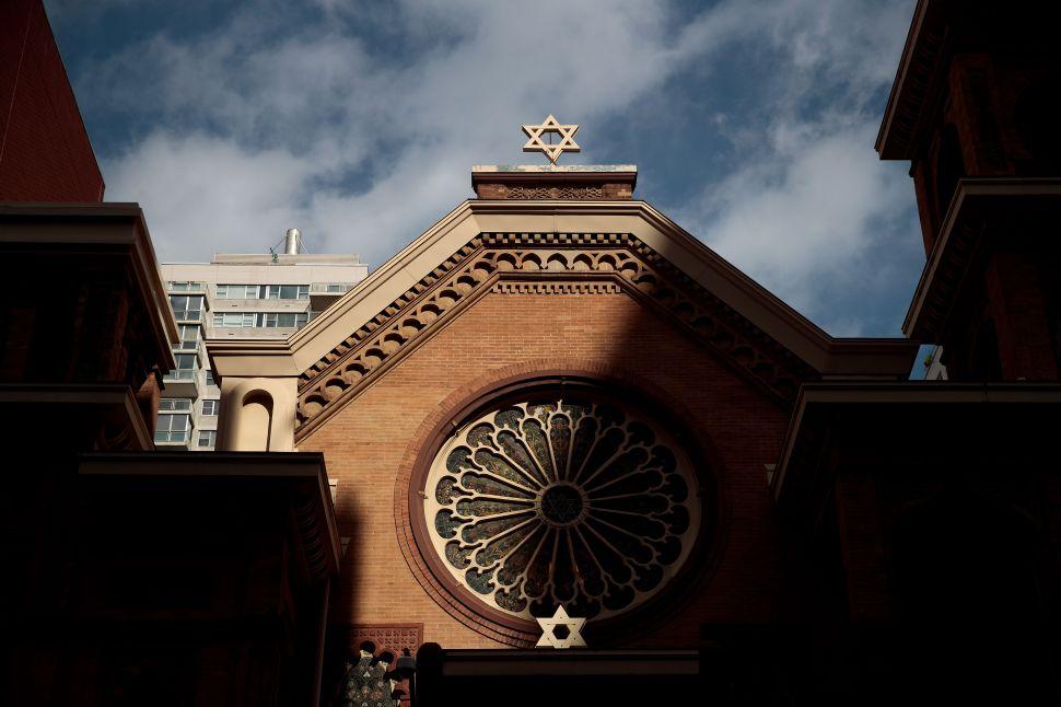 Rampant Anti-Semitism Foreshadows Danger for All