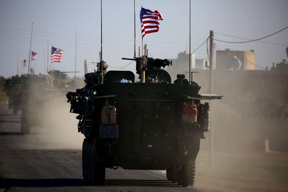 Dennis Kucinich Blasts Illegal US War in Syria as Trump Adds Boots on the Ground