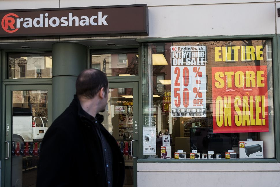 What Radio Shack's Downfall Can Teach CMOs About Brand Death