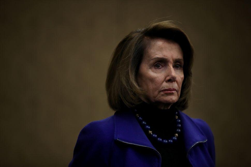 Nancy Pelosi Can't Cite a Single Democratic Party Leader