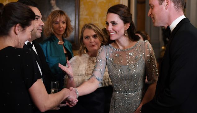 Let Kate Middleton be your etiquette guru.