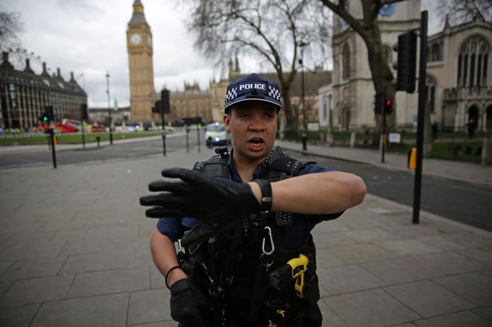 A Blunder for the Books: Why Did Westminster Use Unarmed Guards?