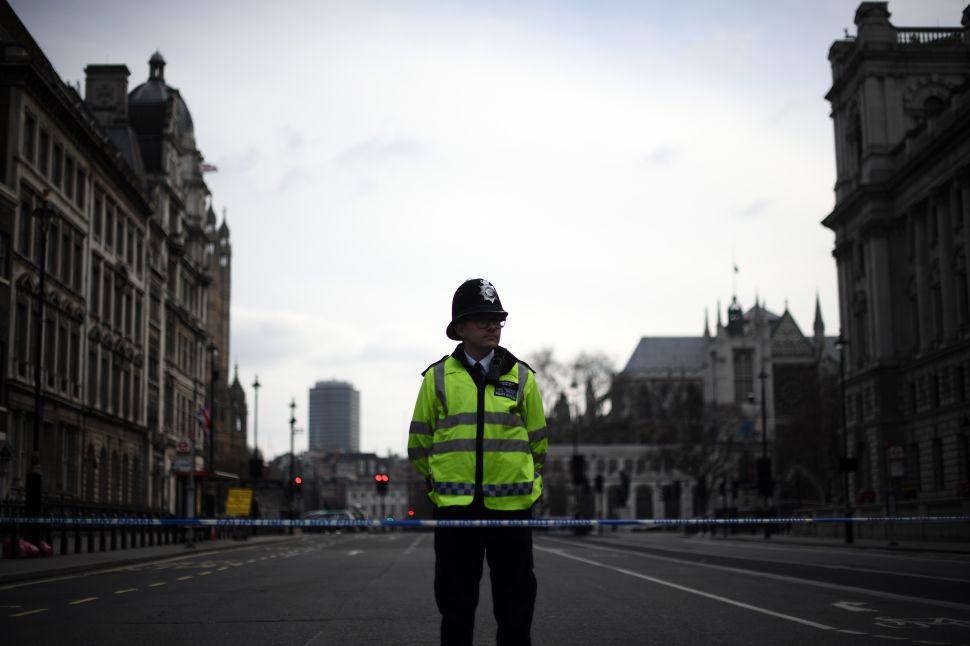 Good News Lurks Behind London Atrocity
