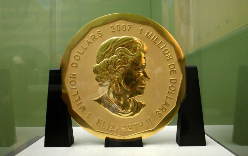 $4.5M Gold Coin Heist Proves Museum Security Is Never Enough