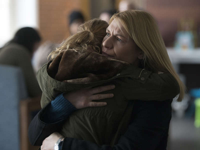 'Homeland' Recap 6×10: You Can't Fall Off the Middle