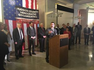 Prieto is both HCDO chair and Assembly Speaker.