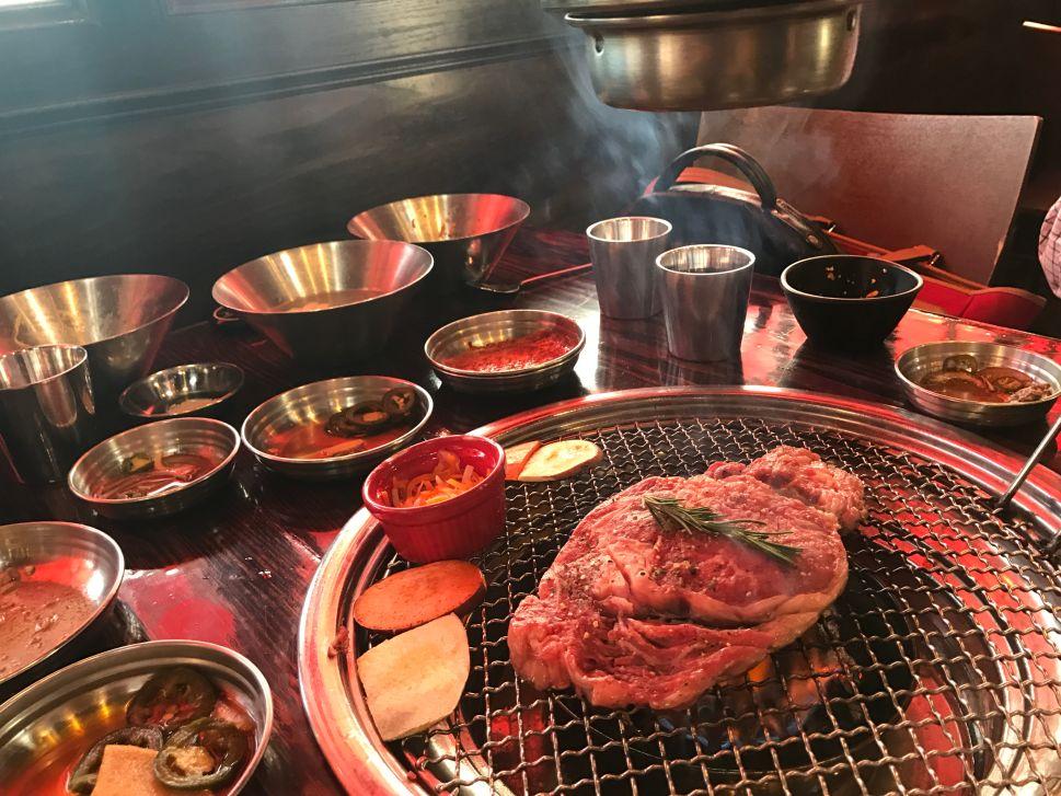 Hobak Brings World-Class Korean BBQ From Seoul to Vegas
