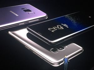 Samsung's new suite of products.