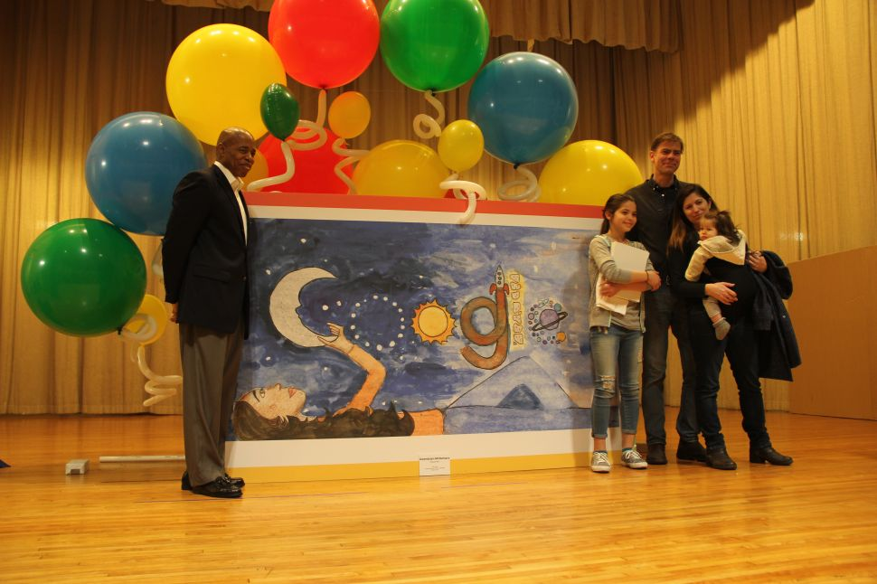Brooklyn 12-Year-Old Wins Doodle 4 Google Young Arts Contest