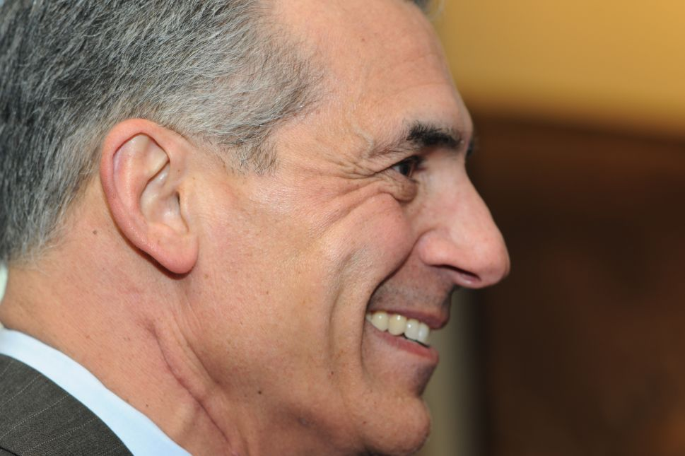 Ciattarelli Opens Up About Running for Governor While Battling Cancer
